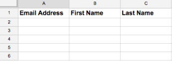 CSV file with extra fields for CSV import